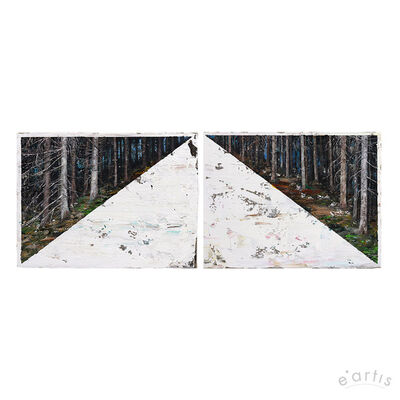 Jeppe Lauge, 'Left and right', 2018