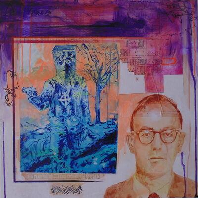 Clarence Rich, 'Zodiac Killer', 2017