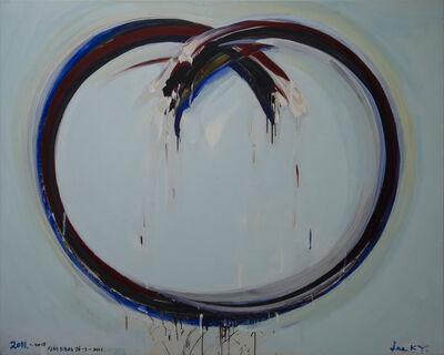 Lee Kun-Yong, 'THE METHOD OF DRAWING 76-3-2011', 2011