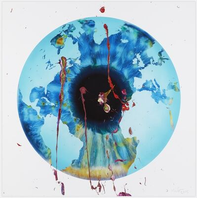 Marc Quinn, 'Untitled (The Eye of History)', 2015