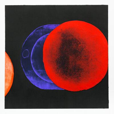 El Anatsui, 'Cadmium-Vermillion Eclipse', 2016