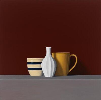David Harrison, 'Large Still Life with Vase (#184)', 2012