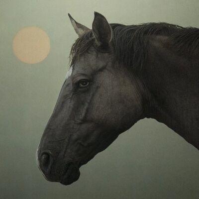 Robert Stark III, 'Sonrisa del grullo', 2018