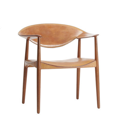 Aksel Bender Madsen and Ejner Larsen, 'Metropolitan Chair', 1959