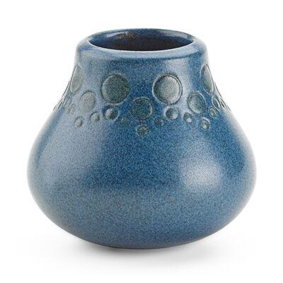 Arthur Baggs, 'Marblehead, Rare Vase With Circles, Marblehead, MA', 1920s