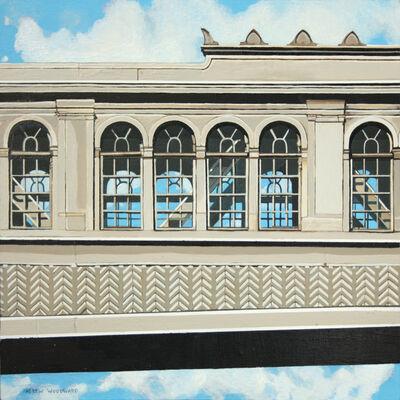 Andrew Eric Woodward, 'Chelsea Bridge', 21st Century