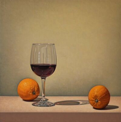 Tom Gregg, 'Wine and Two Oranges '