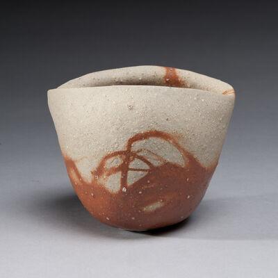 Koichiro Isezaki, 'Teabowl with Straw Markings', 2016
