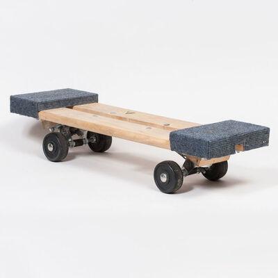 Chris Beeston, 'Skateboard', 2014