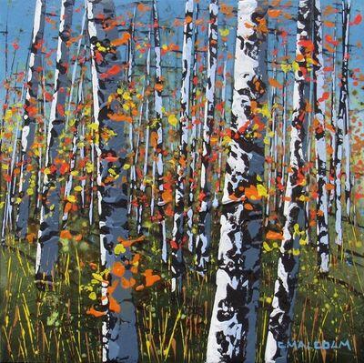 Carole Malcolm, 'Treescape 44017', 2017