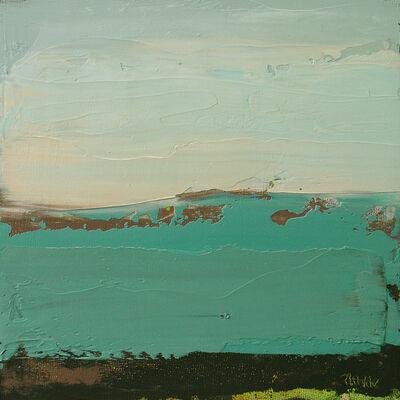 Nicole Hyde, 'Blue Green Wash', 2016
