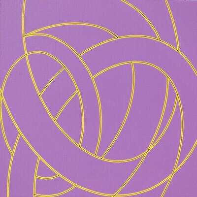 Corey Postiglione, 'Tango Suite #15 (violet)', 2017