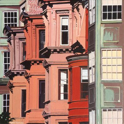 Andrew Eric Woodward, 'Newbury Street', 2017