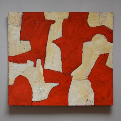 Andrew Johnstone, 'Reds (1051)', 2008