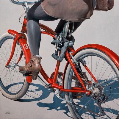 Marc Figueras, 'Vélo rouge', 2017