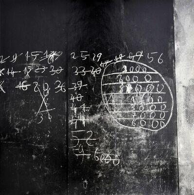 Franco Vaccari, 'Senza titolo (Tracce)', 1966