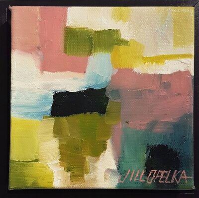 Jill Opelka, 'Abstract III', 2018