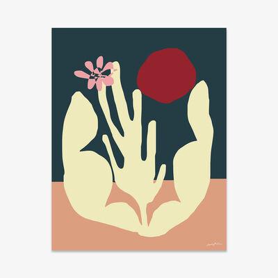 Marleigh Culver, 'Desert Rose', 2018