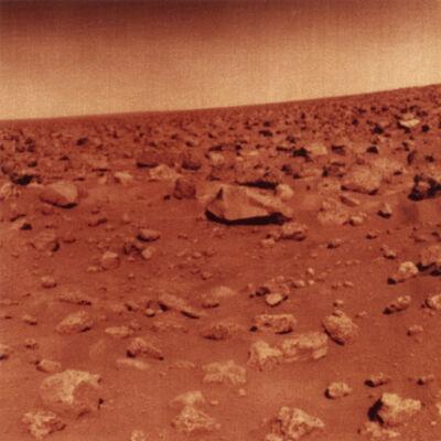Peter Mitchell, 'Utopia Planitia. Mars, 1979', 1979