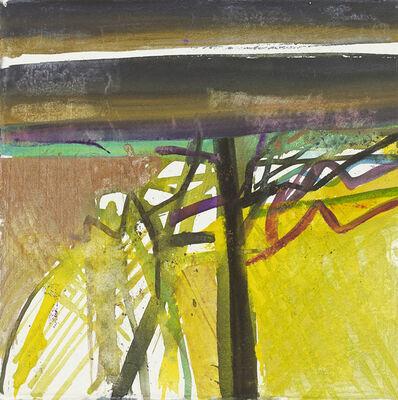Barbara Rae, 'Yellow Vine', 2016