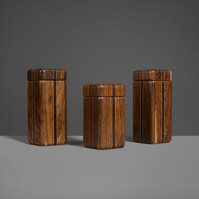 Senal, 'Lidded Boxes, Set of Three', c. 1960