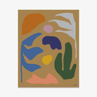 Marleigh Culver, 'Desert Winter', 2018