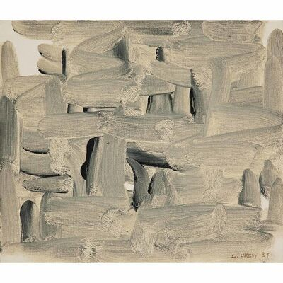 Lee Ufan, 'With Winds', 1987