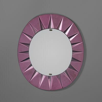 Fontana Arte, 'Rare and Important mirror', c. 1950