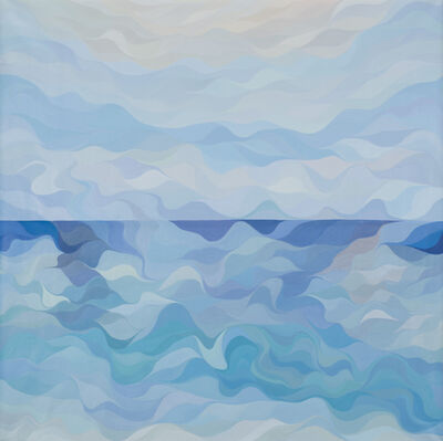 Zhu Li, 'China Spiritual Image - Mountains and Rivers Series No.4', 2014