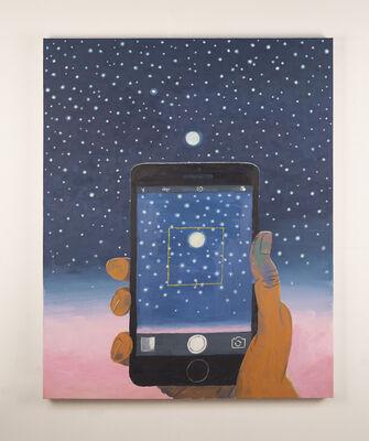 Paul Gagner, 'Three Full Moons', 2018