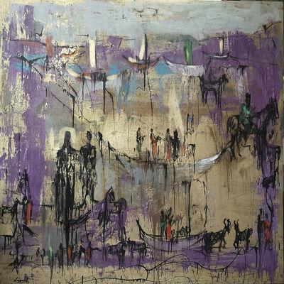 David Daoud, 'Empreintes 70', 2018