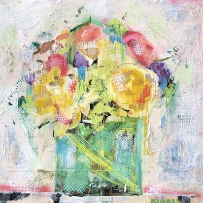 Christy Kinard, 'Graffiti Flowers', 2019
