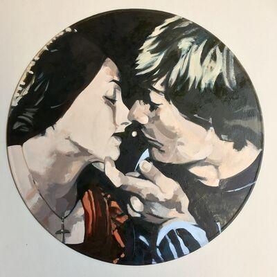 "Ingrid Capozzoli Flinn, '""Romeo & Juliet circa 1968""', 2018"