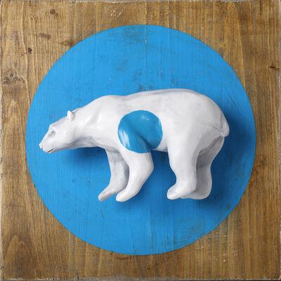 NEVERCREW, 'Focused polar bear', 2018