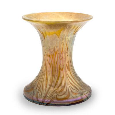 Loetz, 'Johann Loetz Witwe very early signed Phenomen Gre 8069 Vase ca. 1899', ca. 1899
