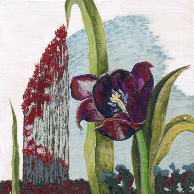 Ulrike Stadler, 'Tulips Dying and Crying IV', 2011
