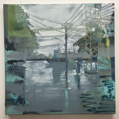 Andrew Fish, 'Hoi An Flooded', 2016