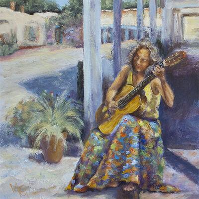 Marcia Geiger, 'Plaza Melody', 2018