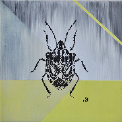 Krayon, 'Insecta trip', 2016