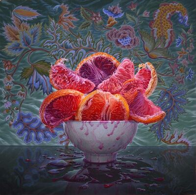 Eric Wert, 'Blood Oranges', 2016