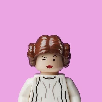 Dale May, 'Princess Leia', 2012