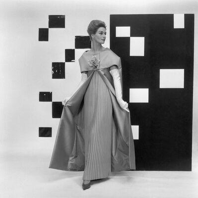 Willy Maywald, 'Modell von Pierre Cardin', 1960
