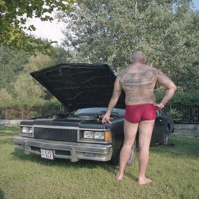 Naomi Harris, '1977 Caprice, Rock & Roll and US Car Weekend, Agard, Hungary', 2008-2015