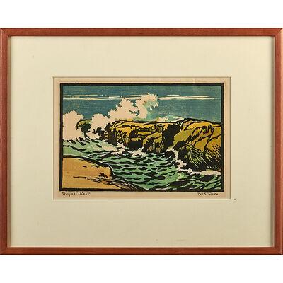 William S. Rice, 'Soquel Reef, California', ca. 1925