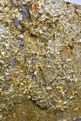 Matthew Adam Ross, 'Gold Aggregate', 2019
