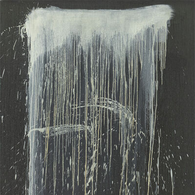 Pat Steir, 'Small Waterfall in the Woods', 1996-2016