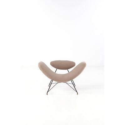 "Carlo Hauner, 'Model ""Poltrona Reversivel"" - Armchair', 1955"