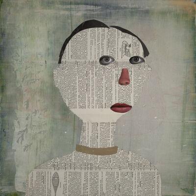 Holly Roberts, 'Winter Boy', 2015