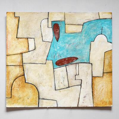 Andrew Johnstone, 'Symi Harbour (1049)', 2011