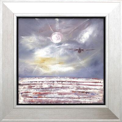 Robert Fisher, 'Last Flight Lake Eyre Moon I'